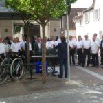 Die Constantia gratulierte der Central-Apotheke Walldorf zur Neueröffnung