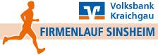 Volksbank Kraichgau Firmenlauf Sinsheim 2018