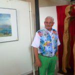 Nur noch heute, 13. Mai: Herbert Hügens stellt in der Laurentiuskapelle aus