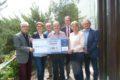 """Spende der riess engineering GmbH an das Projekt """"Berufspaten"""""""