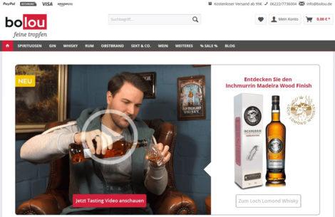 Bolou Onlineshop aus Wiesloch