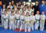 Wieslocher TAE-KWON-DO Team erkämpft 20 Medaillen  und 1. Platz in der Mannschaftswertung