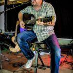 Eddi präsentiert STEN one-man-concert in der Marktstube Steinmann