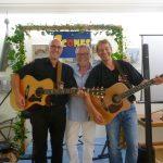 The Scones zu Gast im Astorhaus
