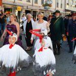 Walldorf lädt zum Spargelmarkt vom 8. bis 10. Juni