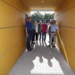 Sanitärgebäude komplettiert Waldstadion Walldorf