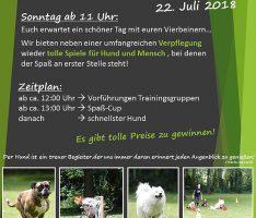 Sommerfest beim VdH Rauenberg – Jetzt am Sonntag