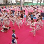 Youth Camp der World Karate Federation in Umag