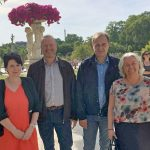 Besuch in Fontenay