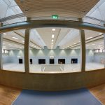 Frische Luft für die Sporthalle Neue Soziale Mitte