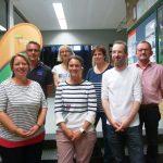 Der Förderverein der Waldschule Walldorf hat ein neues Vorstandsteam