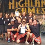 Clan Thunder of Highdelberg belegte Platz 3 der Deutschen Meisterschaft