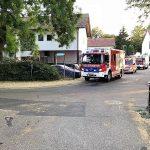 Unterstützung des Rettungsdienstes bei einem med. Notfall