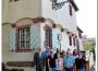 Neue 'alte' Lampe am Wieslocher Heimatmuseum