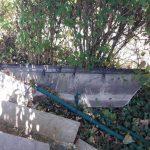 Nußloch: Illegal asbesthaltigen Abfall entsorgt, wer hat was gesehen?