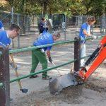 Freiwilligentag der Metropolregion Rhein-Neckar in Walldorf