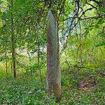 Steinerner Zeuge längst vergessener Kulturen – Der Menhir von Schatthausen