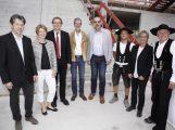 Richtfest der Promega für innovatives Verwaltungs- und Logistikzentrum