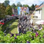 Kerwe in Baiertal