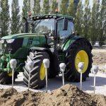 Wiesloch: Unfall zwischen PKW und Traktor