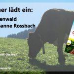 Morgen: Lesung mit Susanne Rossbach bei Bücher Dörner