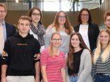 Die Stadt Rauenberg freut sich über 9 neue Nachwuchskräfte