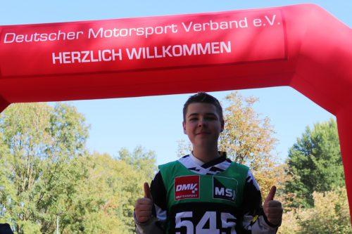 Daniel Eisenhut vom MSC Schatthausen