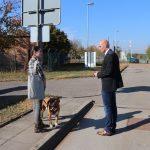 Bin kein Kampfhund, bin ein Frosch – Oberbürgermeister überzeugt sich selbst davon – Bericht Teil 1