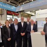 Rhein-Neckar-Kreis auf der Expo Real München