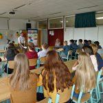 Demokratie-AG in der Realschule Wiesloch