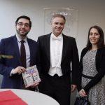 Salieri verbindet – Ernesto Monsalve zu Gast in Walldorf