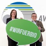 #WIRFUERBIO  kein Plastik in die Biotonne: