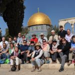 Reise nach Israel und Palästina