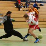 29. Behördenfußballturnier am 10.11. in Walldorf