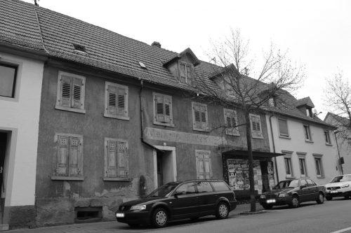 Metzgerei Fritz Lamade Schwetzinger Str.