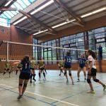 Doppelsieg beim ersten Heimspieltag der Damen 1