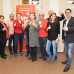 SPD nominierte ihre Kandidatinnen und Kandidaten im Kreistagswahlkreis Walldorf/St. Leon-Rot