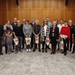 Bürgermeisterin Staab ehrte langjährige Blutspenderinnen und -spender