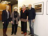 Walldorf: Kunst im Rathaus mit Gisela Hachmann-Ruch und Gabriele Vockeradt