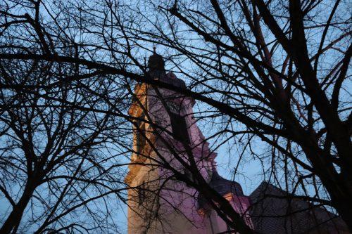 Ev. Kirche in Schatthausen