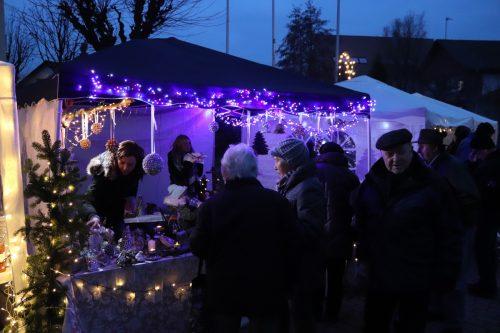 Weihnachtsmarkt Schatthausen