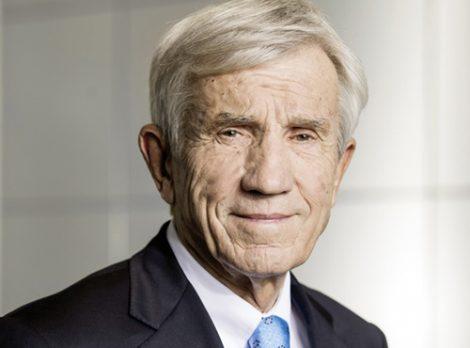 MLP Gründer Manfred Lautenschläger begeht 80. Geburtstag