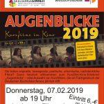 """Augenblicke 2019"" – Kurzfilme im Kino am 07.02.2019"