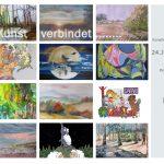 """Kunst verbindet"" – Vernissage der Künstlergruppe Walldorf im Partner Port"