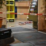 Tankstellen Überfall mit Axt: Fotostrecke