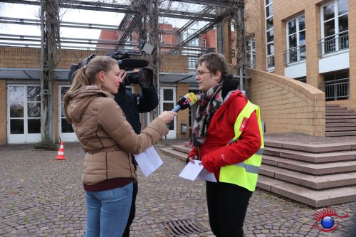Monika Neuner im TV-Interview
