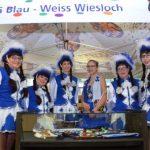 """Welch ein """"närrisches"""" Jubiläum – KG Blau-Weiss Wiesloch …"""