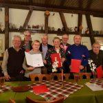 Winterfeier der SPD Wiesloch mit Ehrung langjähriger Mitglieder