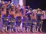 Prunksitzung KG Blau-Weiss Wiesloch im Jubeljahr …