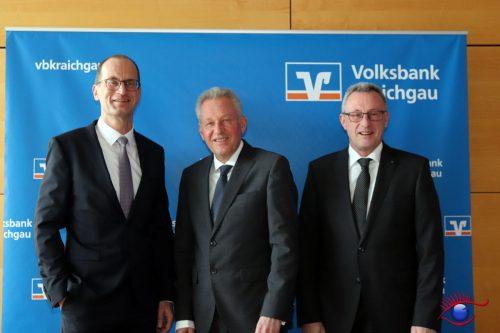 Klaus Bieler, Matthias Zander und Thomas Geier